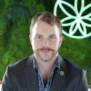 Robert Van Roo, CEO and Co-Founder of Palm Springs Safe Access