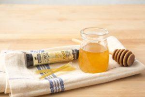 Honey Sticks with Jar_Jennifer Olson (1)