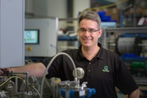 Andy Joseph, Founder and President of Apeks Supercritical