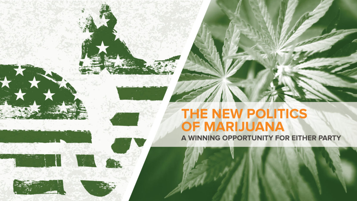 The New Politics of Marijuana: A Winning Opportunity for Either Party
