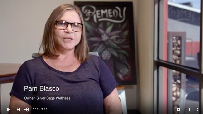 VIDEO: Member Spotlight – Silver Sage Wellness