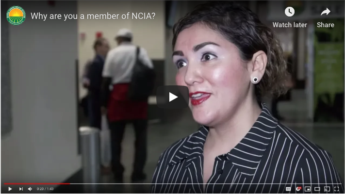 VIDEO: Why Are You A Member Of NCIA?