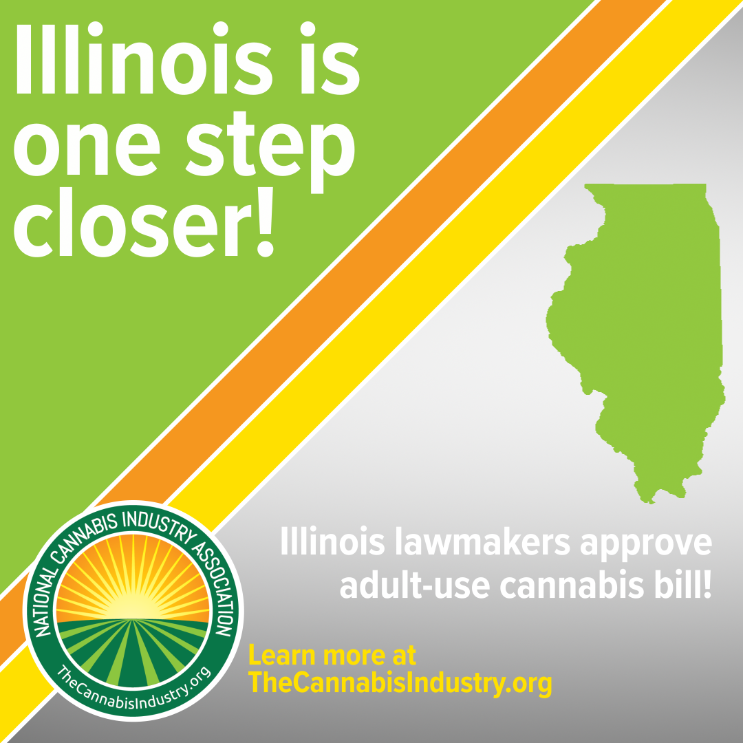Illinois Lawmakers Move to Regulate Cannabis for Adult Use