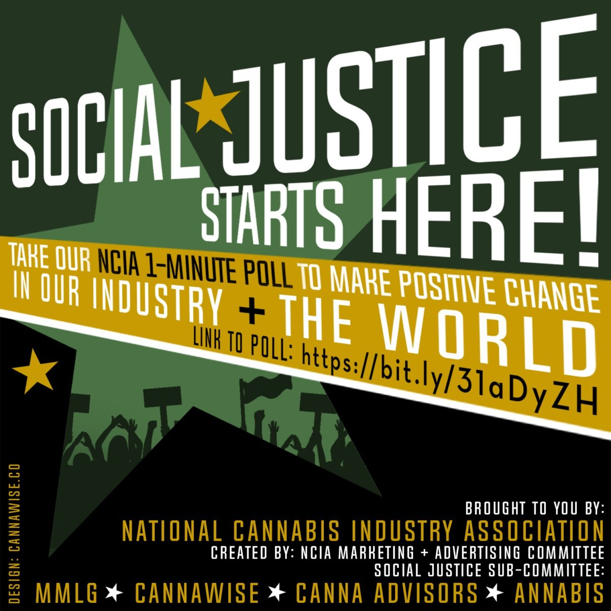 Committee Blog: Social Justice in the Cannabis Industry – Your Answers Will Take Minutes, But The Impact Could Be Long-Lasting