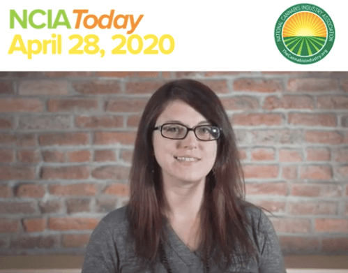 NCIA Today: Episode #4 – COVID-19 Resources, #IndustryEssentials Webinars, And More!