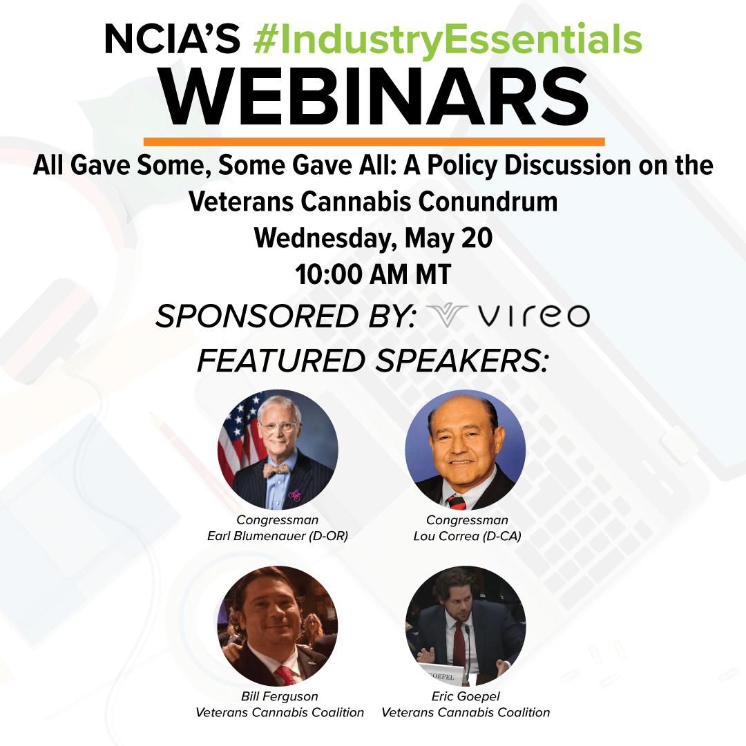 Protected: Webinar Recording: All Gave Some, Some Gave All – A Policy Discussion on the Veterans Cannabis Conundrum
