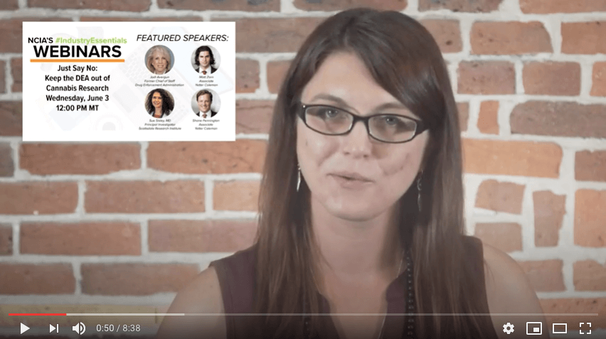 Video: NCIA Today – New Equity Scholarship Program, New NCIA Connect Member Benefit, And More!