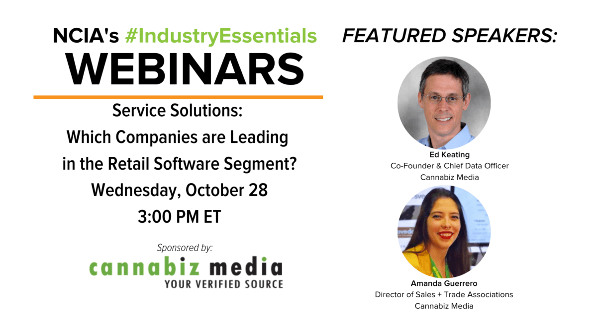 #IndustryEssentials Webinar Recording – Service Solutions: Which Companies are Leading in the Retail Software Segment